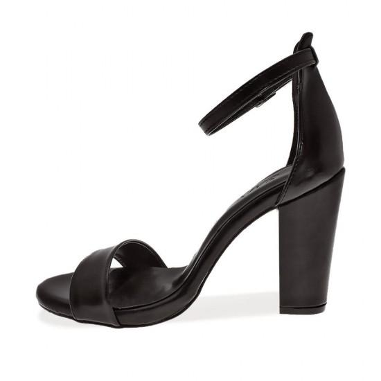 Sms 2101 Kadın Topuklu Sandalet