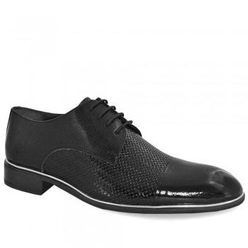 2156 Banner 2156 Rugan Klasik Erkek Ayakkabı