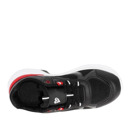 Çizgi 078 Kalın Tabanlı Kadın Spor Ayakkabı