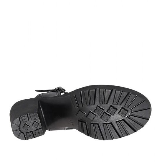 Çizgi 1129 Topuklu Kadın Sandalet
