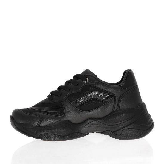 Çizgi 115 Bağcıklı Kadın Spor Ayakkabı