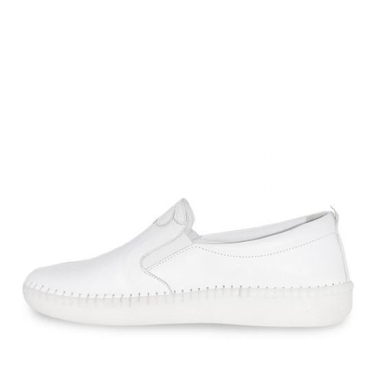 Çizgi 4035 Deri Kadın Ayakkabı