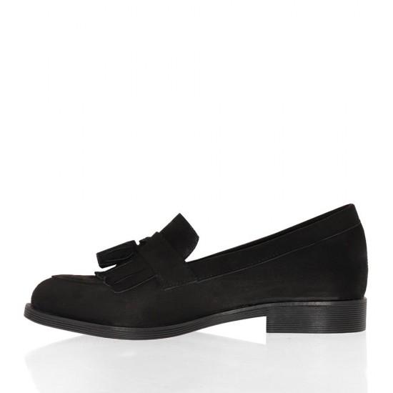 Çizgi 6067 Püsküllü Kadın Ayakkabı