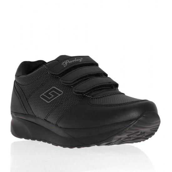 Çizgi 918 Cırt Cırtlı Kadın Spor Ayakkabı