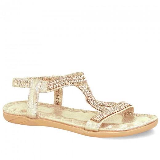 Guja 2042 Taşlı Kadın Sandalet