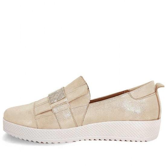 mammamia D19YA-4795 Deri Kadın Ayakkabı