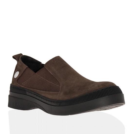 mammamia D20KA-960 Nubuk Deri Kadın Ayakkabı