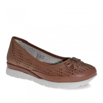 mammamia D20YA-3220 Deri Kadın Ayakkabı
