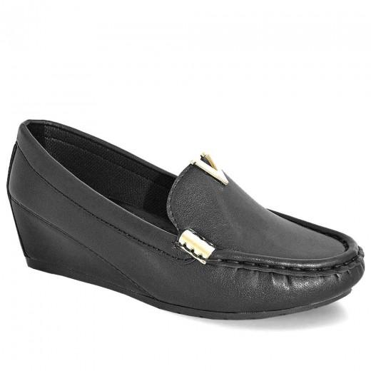 Torino 10 Dolgu Topuklu Kadın Ayakkabı