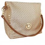 u.s.polo assn.18521 kadın çanta ALTIN